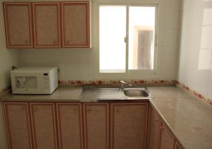 Küche/Küchenzeile in der Unterkunft Royal Residence Hotel Apartments