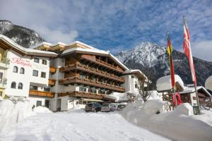 Das Rotspitz during the winter