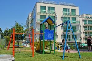 Children's play area at The Clara Hotel Bulgaria