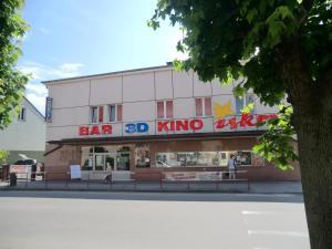 Budynek, w którym mieści się obiekt B&B