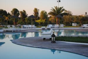 The swimming pool at or near Hotel Borgo Pantano