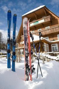 Hotel Adler Bärental im Winter