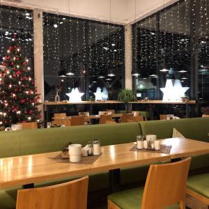Ресторан / где поесть в Hotel Alea City
