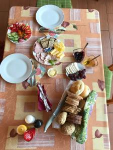 Opcje śniadaniowe w obiekcie Agroturystyka Podzamcze