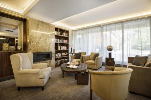 A seating area at Imperial Valamar Collection Hotel