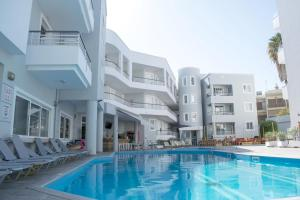 The swimming pool at or near Anastasia Hotel & Apartments