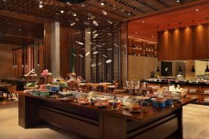 A restaurant or other place to eat at Radisson Blu Bali Uluwatu