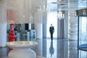 Spa and/or other wellness facilities at Ramada by Wyndham Kazan City Centre