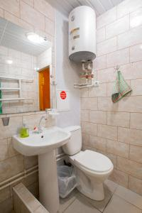 Ванная комната в Квартира на Мира, 14-36