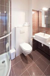 Ванная комната в Old Town - Dusni Apartments