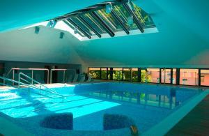 The swimming pool at or near Águas do Gerês - Hotel, Termas & Spa
