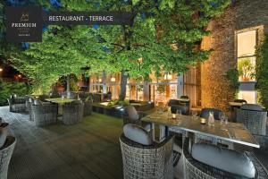 Restaurace v ubytování PREMIUM Wellness & Wine Hotel Znojmo