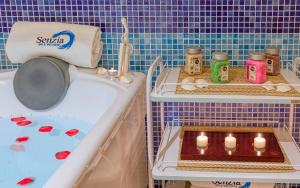 Un baño de Senator Granada Spa Hotel
