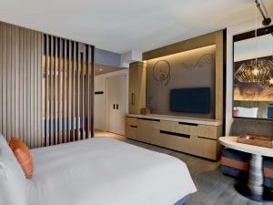 Cama ou camas em um quarto em EAST Miami