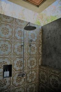 A bathroom at Mook Lamai Resort and Spa