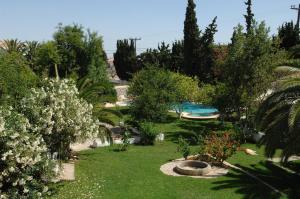 Vista de la piscina de Villa Martha o alrededores