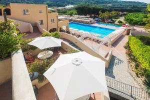 A view of the pool at Il Villaggio Di Giuele or nearby