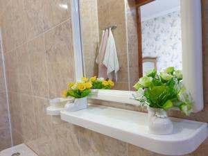 Ванная комната в Гостевой дом у Моря