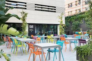 Een restaurant of ander eetgelegenheid bij Andante Hotel