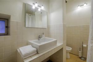 Um banheiro em Attilio Camere