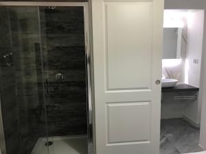 Um banheiro em Mercato Rooms