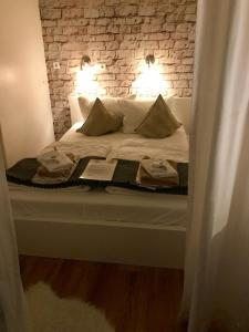 A bed or beds in a room at Stadthostel Nordstern