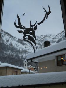 Hotel Alpi Cozie durante l'inverno