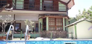 The swimming pool at or close to Casarão Villa al Mare