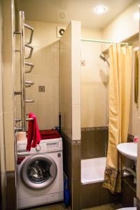Ванная комната в Апартаменты Городской Вал 14