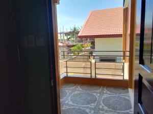 Балкон или терраса в Golden Pension House,Palawan