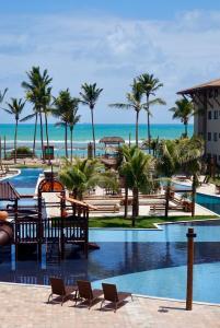 The swimming pool at or near Samoa Beach Resort