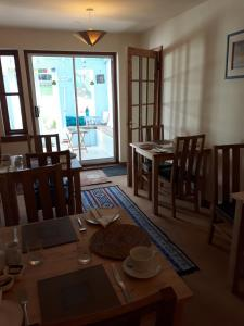 A restaurant or other place to eat at Garragh Mhor