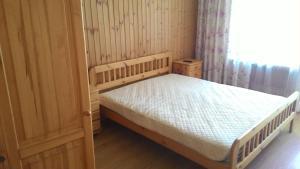 Кровать или кровати в номере Гостевой дом Лоза