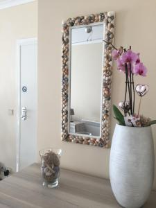 A bathroom at Residentie Royal Park