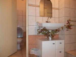 A bathroom at Gite rural La Mijolie