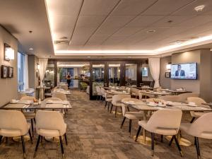 A restaurant or other place to eat at Vital Hotel - Business Boutique Hotel