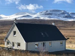 Trotternish Ridge View during the winter