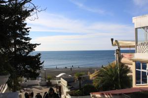 Общий вид на море или вид на море из апартаментов/квартиры
