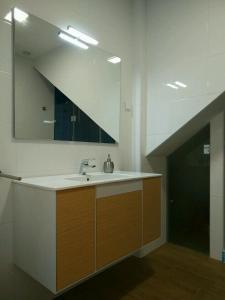 A bathroom at Ribalta Beach Houses