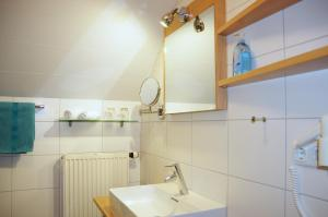 Ванная комната в Löwenhof