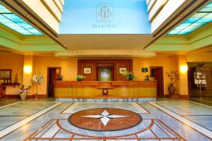 The lobby or reception area at Grand Hotel Duca D'Este