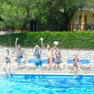 The swimming pool at or close to Villaggio Turistico La Fenosa