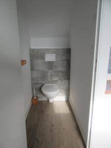 A bathroom at Les Bordes