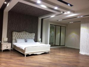 Cama ou camas em um quarto em Deluxe Apartment Azure