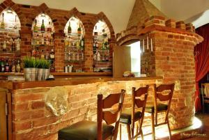 Restauracja lub miejsce do jedzenia w obiekcie Stary Browar Tarnobrzeg