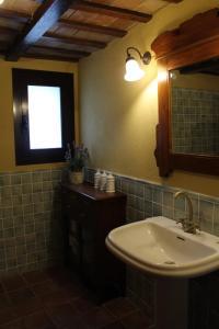 A bathroom at CAN SIMON