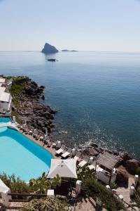 A bird's-eye view of Hotel Cincotta