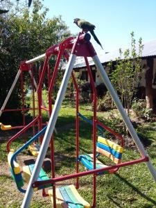 Zona de juegos para niños en Hospedaje San Cayetano