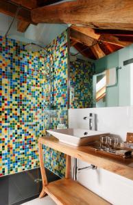 Una cocina o zona de cocina en La Casona del Viajante - Adults Only