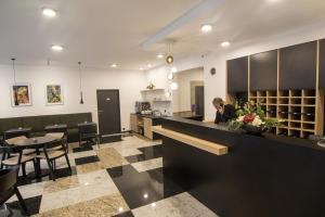 Hall o reception di Hotel Valcha